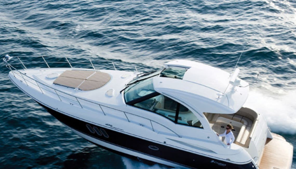 Just Listed: 43' 2014 Cruisers Yachts 430 Sport Coupe IPS