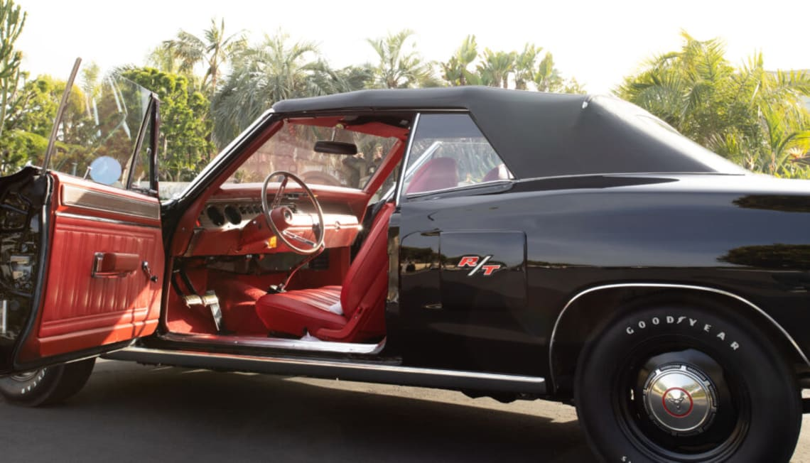 Just Listed: 1970 Dodge Coronet Hemi R/T Convertible