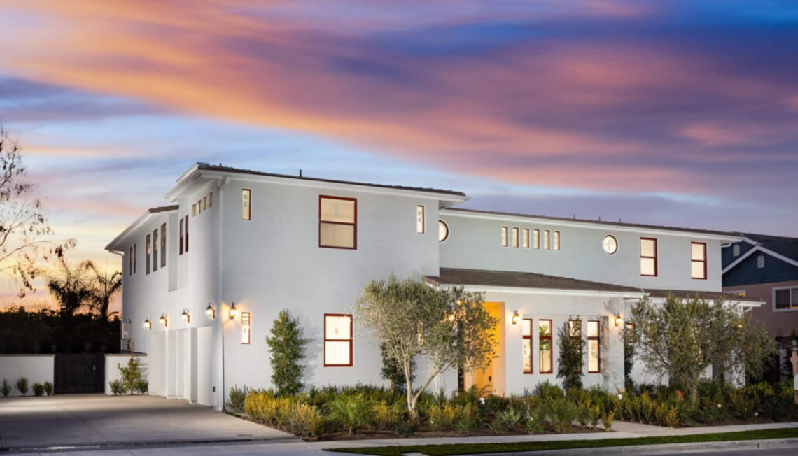 Just Listed: Newport Beach Modern Estate I 2282 Orchard Drive