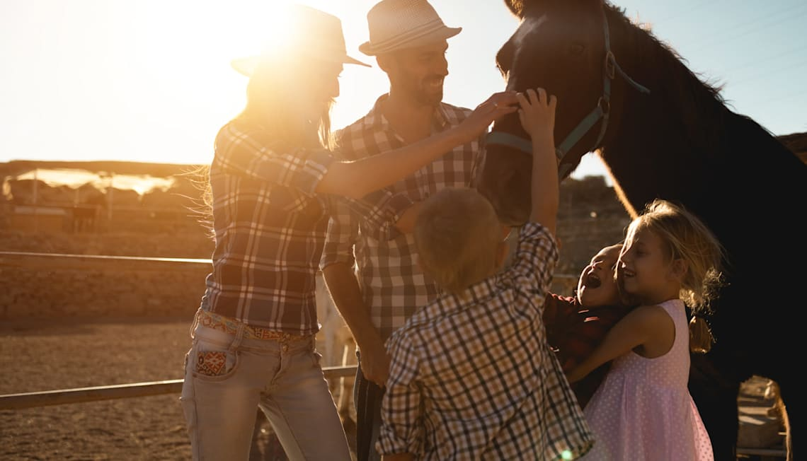 5 Surprising Benefits Of Horse Riding On Your Child's Development
