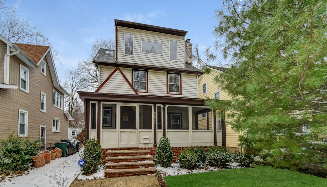 286 Meeker Street, South Orange Available