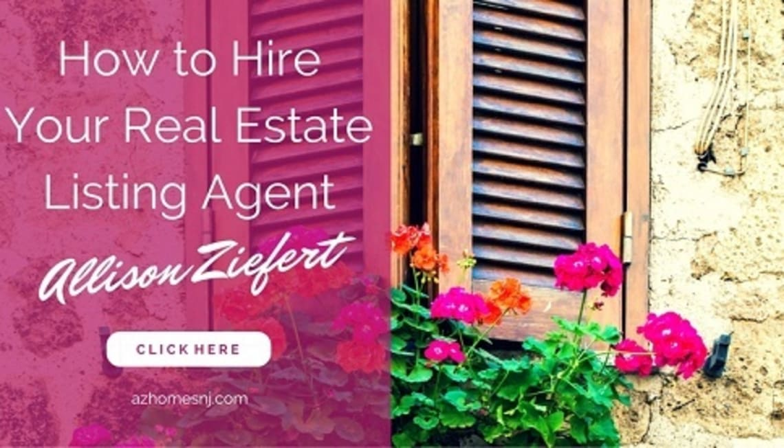 How to Hire Your Real Estate Listing Agent