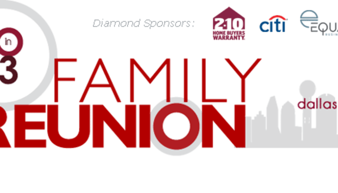 From Maplewood to Dallas…Off to Keller Williams Family Reunion