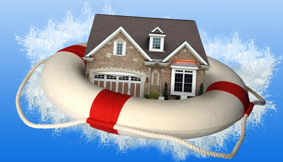Mortgage Relief in the time of Coronavirus