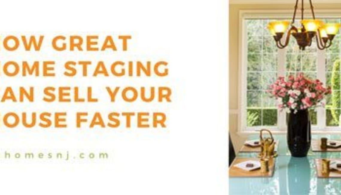 How Great Home Staging Can Sell Your House Faster