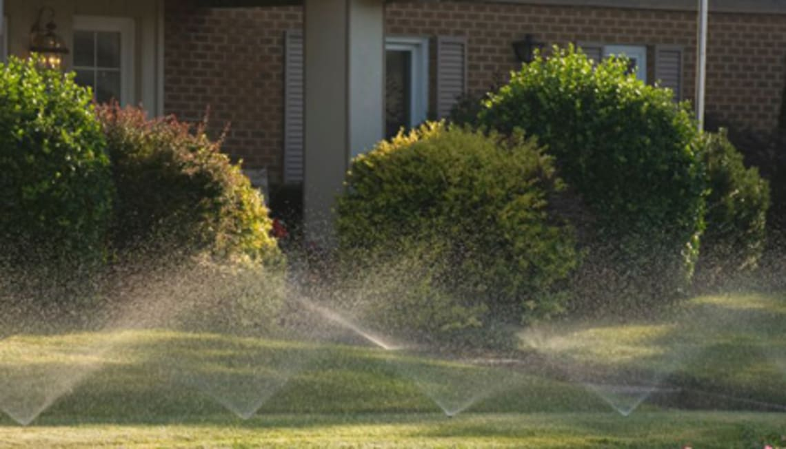 Buying And Installing A Sprinkler System