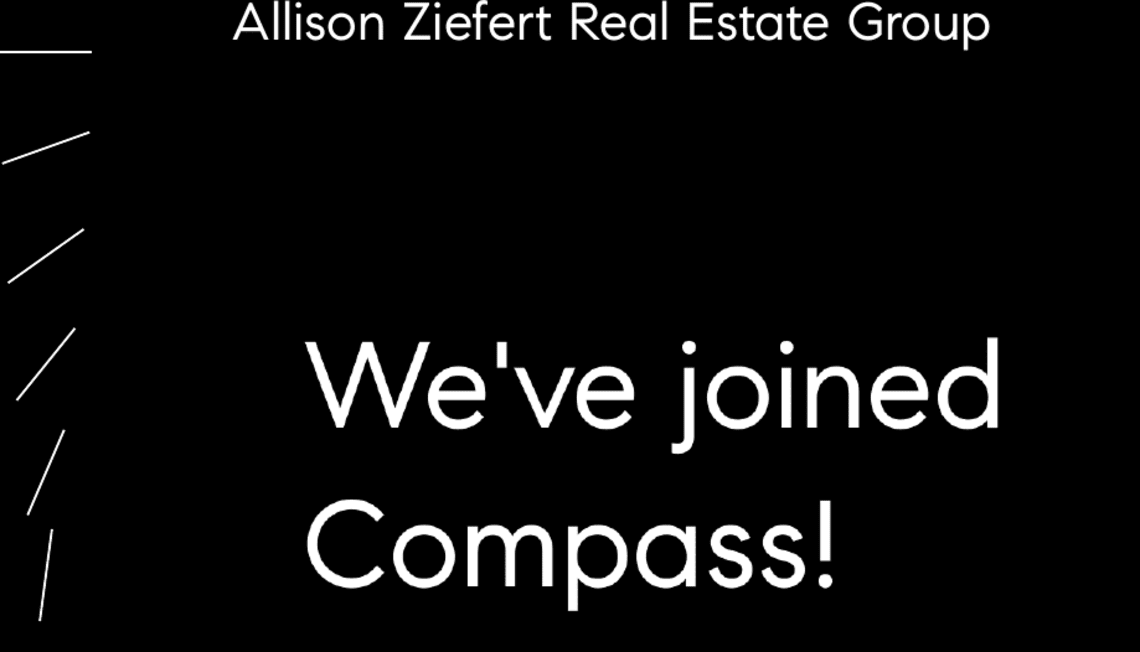BREAKING NEWS: WE'VE JOINED COMPASS