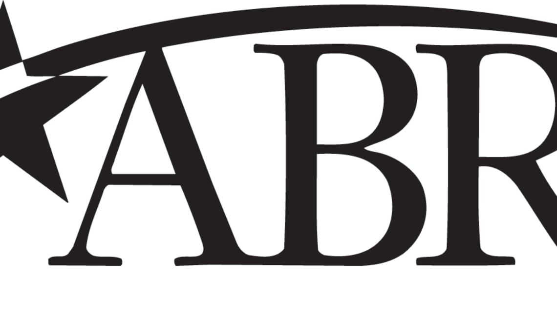 I've just earned my ABR (Accredited Buyer's Agent) desingation