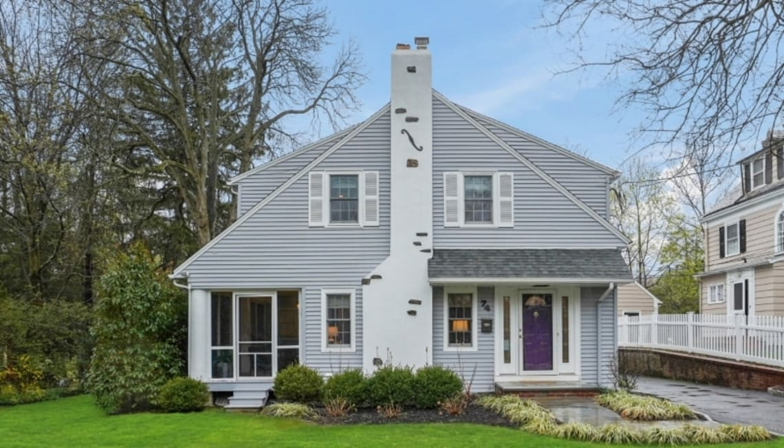 Just Listed: 74 Jefferson Ave, Maplewood Twp.