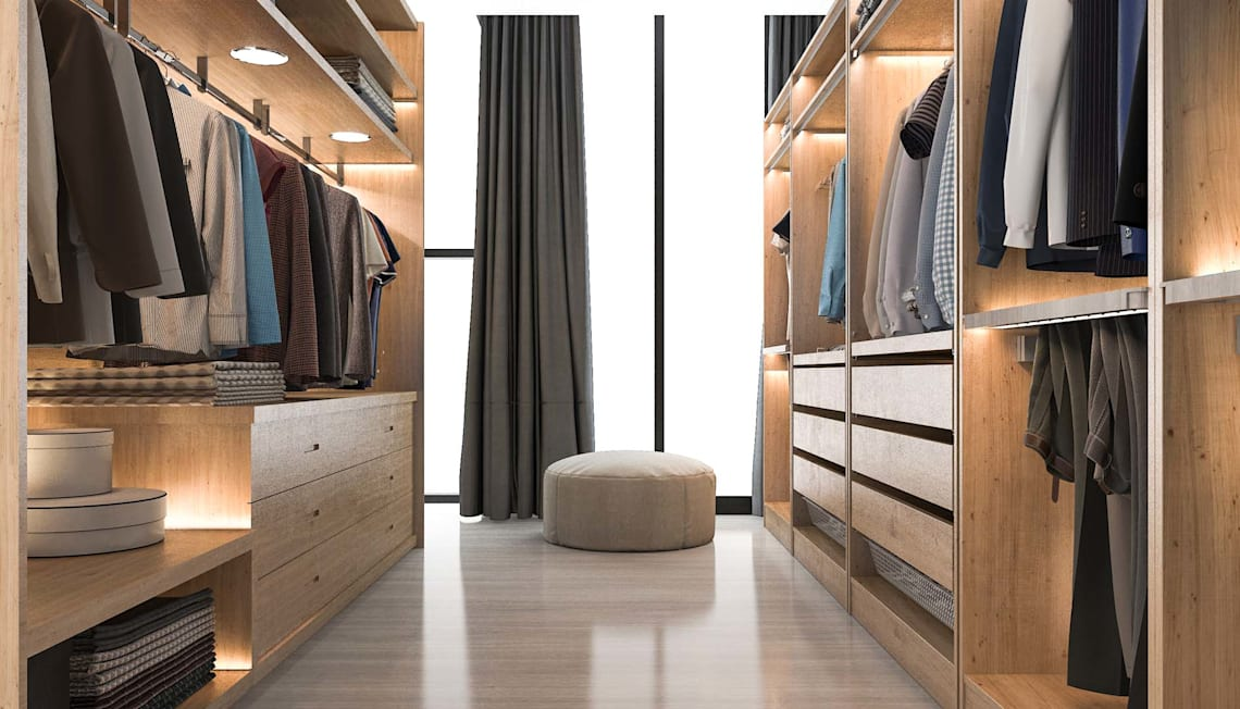 Selling Your NJ Home? Don't Overlook Your Closets