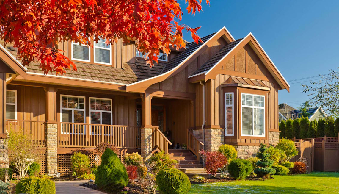 Boosting Your Fall Curb Appeal