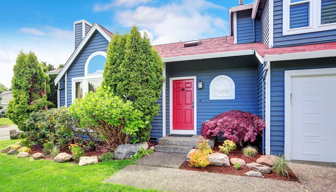 Choosing Your Home's Exterior Color
