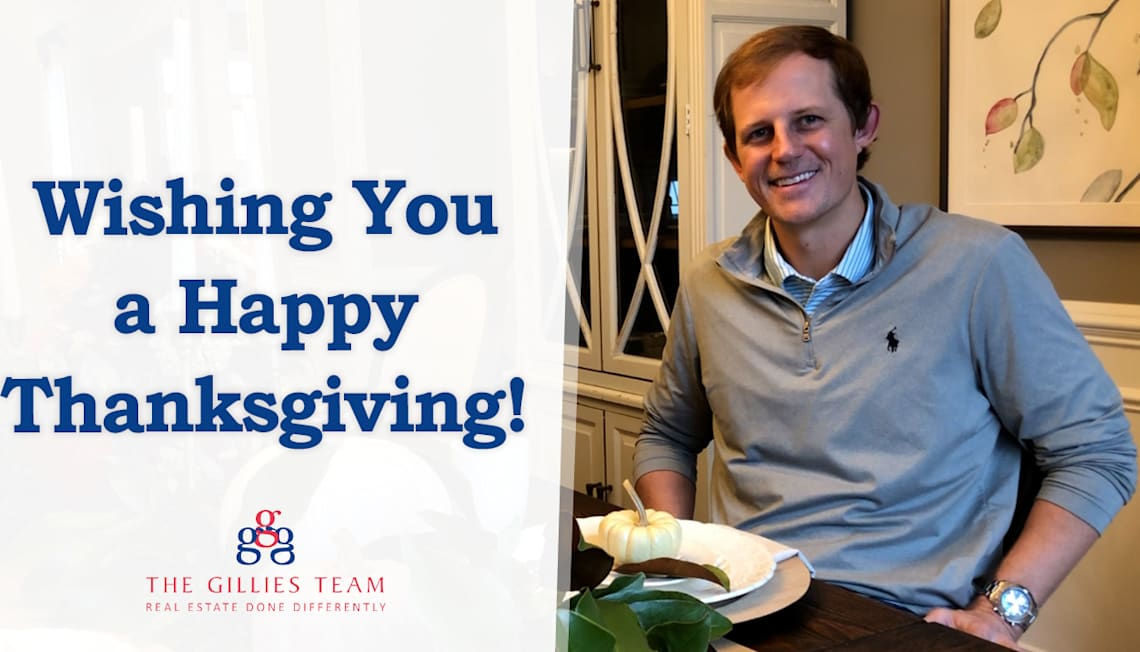 Happy Thanksgiving From Our Team to You
