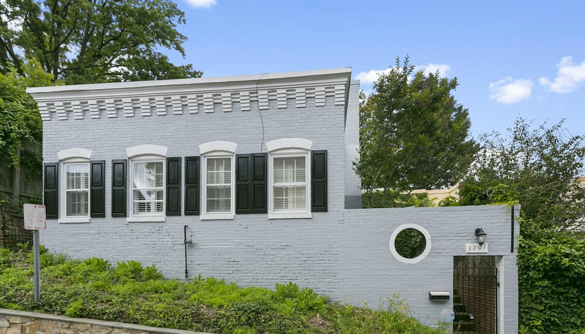 Rental of the Week: 3207 Scott Pl. NW, Washington DC 20007