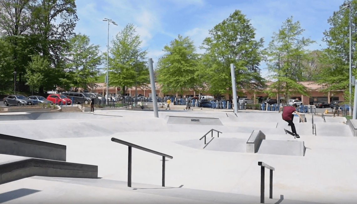 Powhatan Skate Park: Carve, Grind, and Bail at Team Pain's Latest Creation
