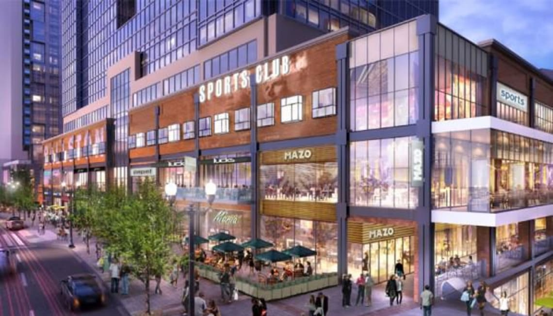 New Ballston Apartments are Planned for Revamped Mall