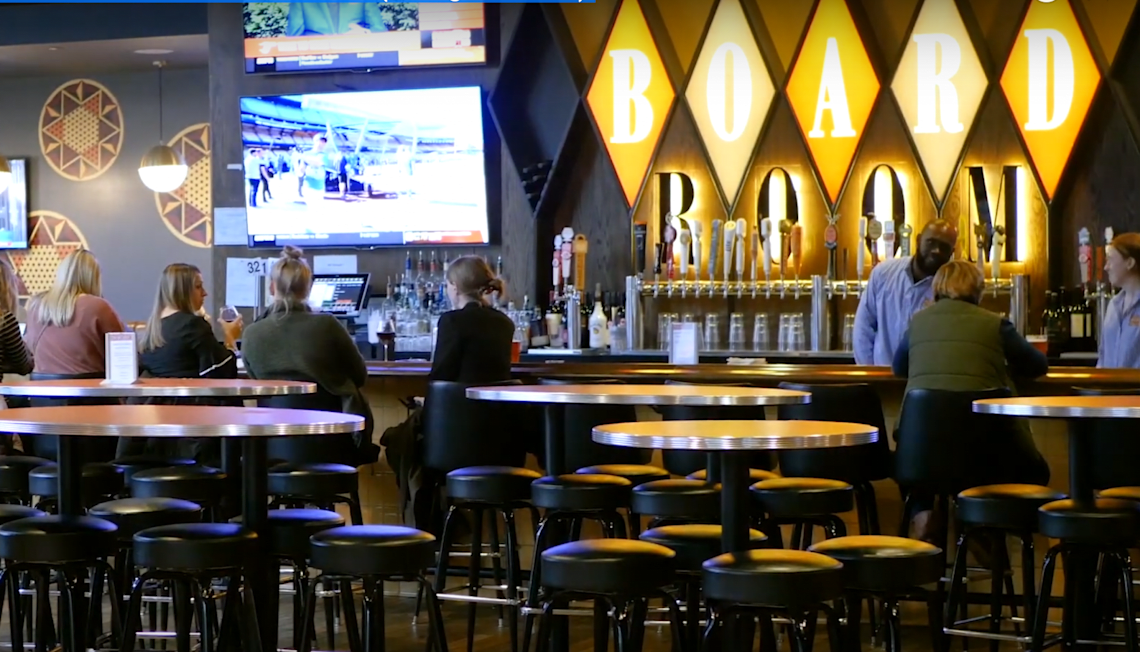 Win Games and Make Friends at the Board Room in Arlington