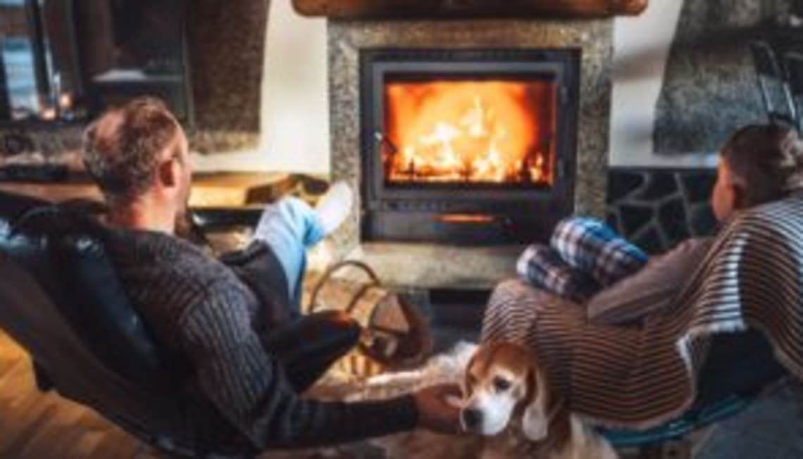 Buying a Home with a Fireplace