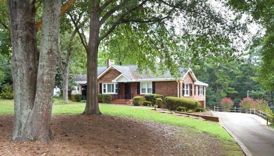 Just Listed: 2615 Old Norcross, Tucker