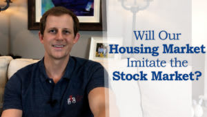Does the Real Estate Market follow the Stock Market?