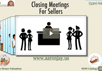 Closing Meeting For Sellers Video