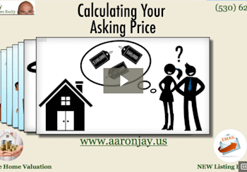 Calculating Your Asking Price Video