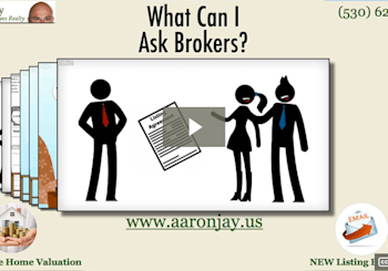 What Details Can I Ask Brokers In Advance Video