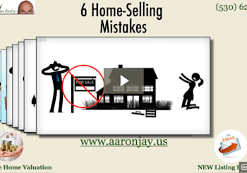 6 Home-Selling Mistakes Video