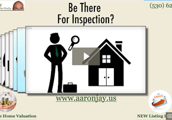 Do I Need To Be There For The Inspection Video.