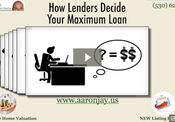 How Do Lenders Decide The Maximum Loan Amount That Buyers Can Afford Video.