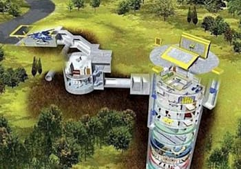 13 Zombie-Proof Homes For The Ridiculously Paranoid