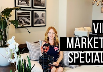 New Video Marketing Course Created by Amber Anderson, 2018 Realtor of the Year for the Greater San Diego Association of Realtors