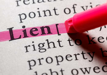 Selling a Home With a Lien