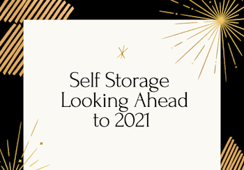 Self Storage – Looking Ahead to 2021
