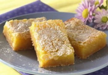 Lemon Bars: Delicious Easter Treats