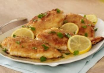 CRISTINE'S SIMPLE CHICKEN PICCATA