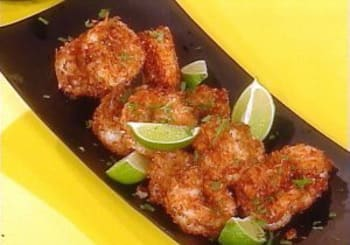 Cristine's Coconut Shrimp Recipe