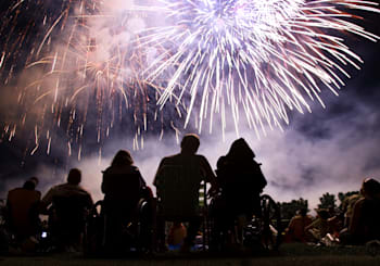 North County Fireworks Displays