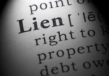 Buying a North County Home With a Lien