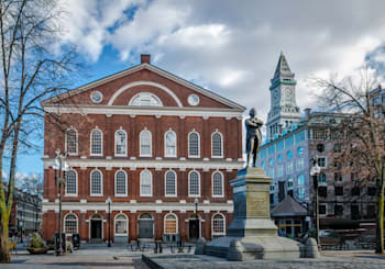 Faneuil Hall to Showcase Slavery Artifacts