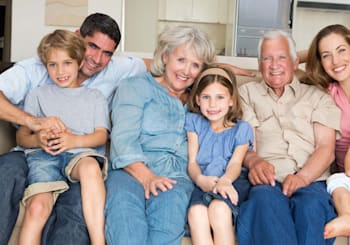 Tips for Living With Extended Family