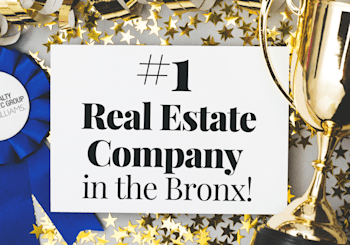 Keller New York Named Top Real Estate Company in the Bronx!
