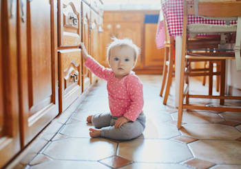 Our Best Tips For Baby-Proofing Your Home