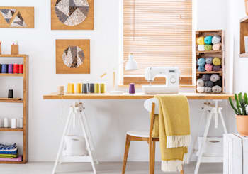 Creating a Craft Room