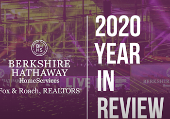 Berkshire Hathaway HomeServices 2020 Year in Review