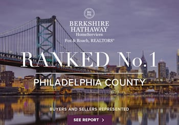 BHHS represented more buyers and sellers in Philadelphia County