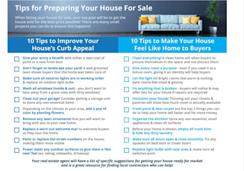 Tips for Preparing Your Metro Atlanta House For Sale