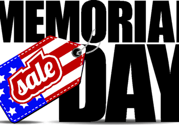 Use Memorial Day Sales to Your Home's Advantage!