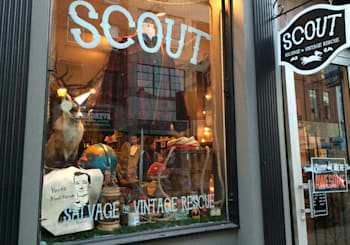 Small Business Spotlight: Scout Salvage