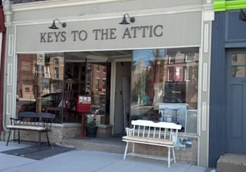 Small Business Spotlight: Keys to the Attic
